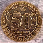 Armed Forces Day 50 Anniversary 1950-2000
