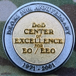 DOD Center of Excellence for EO / EEO 30th Anniversary, 1971-2001