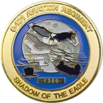"6th Battalion, 101st Aviation Regiment ""Shadow of the Eagle"""