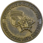 Adjutant General's Corps Regimental Association Screaming Eagle Chapter