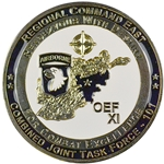 Regional Command East, Combined Joint Task Force - 101