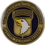 CJ2, 101st Airborne Division (Air Assault)