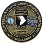 101st Airborne Division (Air Assault), RC Retention SGM