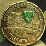 Allied Force Command, Heidelberg