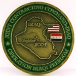 Joint Contracting Command – Iraq, JCC-I