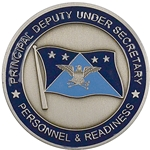 Principal Deputy Under Secretary of Defense,  Personnel and Readiness