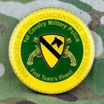 1st Cavalry Military Police, Type 1