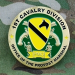 Office of the Provost Marshal, 1st Cavalry Division, Type 1