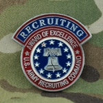 U.S. Army Recruiting Command (USAREC), Commanding General , Type 3