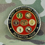 U.S. Army Recruiting Command (USAREC), Retention Team , Type 1