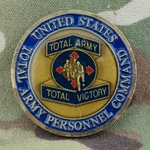U.S. Total Army Personnel Command (PERSCOM), Type 1