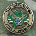 Task Force Falcon, 10th Aviation Brigade, Kosovo 2001-2002, Type 2