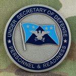 Under Secretary of Defense, Personnel and Readiness, Type 1