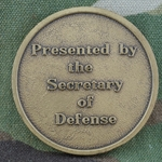 Secretary of Defense, Interim, Type 1