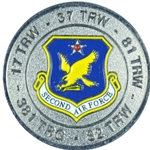Second Air Force, Type 1