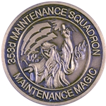 353rd Special Operations Maintenance Squadron, Type 1