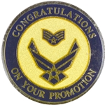 Congratulations on your Promotion, Type 1