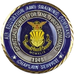 Air Education and Training Command, Chaplain Service, Type 1