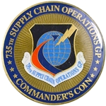 735th Supply Chain Operations Group, Type 1