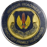 U.S. Air Forces in Europe, Family Readiness, Type 1
