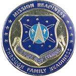 Air Force Space Command, Type 1
