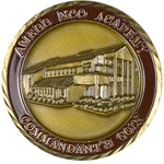 Army Medical Department Noncommissioned Officers Academy, Type 1