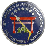 18th Mission Support Group, Type 1