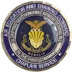 Air Education and Training Command, Chaplain Service, Type 2