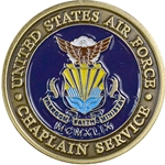 U.S. Air Force Chaplain Service, Type 2
