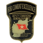 101st Airborne Division (Air Assault), Deputy Commanding General, Support, Type 1