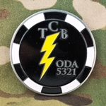 B Company, 3rd Battalion, 5th Special Forces Group (Airborne), ODA 5321, Type 1
