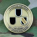 5th Special Forces Group (Airborne), 50th Anniversary, Type 2