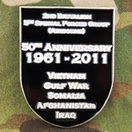 2nd Battalion, 5th Special Forces Group (Airborne), 50th Anniversary, Type 1