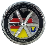 Ramstein AB, Germany, Air Force Ball 2015, Type 1