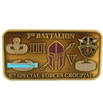 3rd Battalion, 5th Special Forces Group (Airborne), Type 2