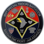 101st Special Troops Battalion, Type 1