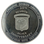 101st Airborne Division (Air Assault), 25th Annual Reunion, NICO, Type 1