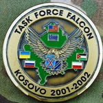 Task Force Falcon, 10th Aviation Brigade, Kosovo 2001-2002, Type 1