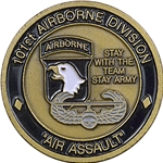 101st Airborne Division (Air Assault), Stay Army, Type 2