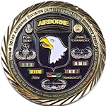 101st Airborne Division (Air Assault), Unit Ministry Team, Type 1