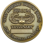 "101st Airborne Division Support Command (DISCOM) ""Lifeliners"", Type 4"