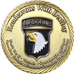 101st Airborne Division (Air Assault), Rendezvous With Destiny, Type 1