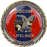 "101st Airborne Division Support Command (DISCOM) ""Lifeliners"", Type 3"