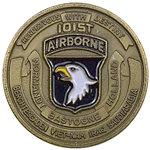 101st Airborne Division (Air Assault), Division Commander, MG Clark, Type 2