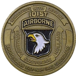101st Airborne Division (Air Assault), Division Commander, MG Clark, Type 3