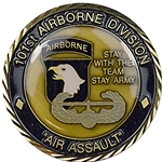 101st Airborne Division (Air Assault), Stay Army, Type 3
