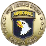 101st Airborne Division (Air Assault), Screaming Eagles, Type 1