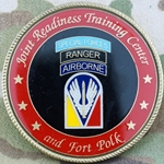 Joint Readiness Training Center, Fort Polk, Louisiana, Commanding General, Type 2