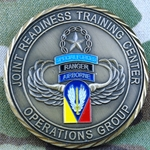 Joint Readiness Training Center (JRTC), Operations Group, Type 4
