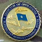 U.S. Transportation Command, Director Of Operations, Type 3